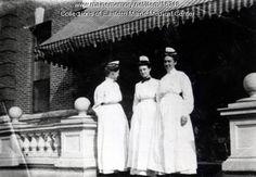 Nurses, Eastern Maine General Hospital, ca. 1908