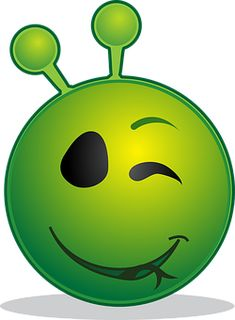 Außerirdischer, Smiley, Zwinkern Public Domain, Smiley Symbols, Chocolate Drawing, More Emojis, Birthday Wishes For Him, Pin On, Wonderful Picture, Online Art, Funny Stickers