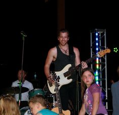 Brandon Robold from the band Backroad Anthem