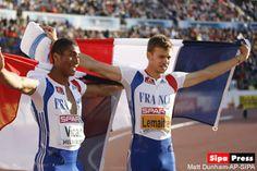 14 médailles pour la France aux championnats d'Europe d'athlétisme