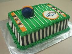 Check out this cake Broncos fans!!!