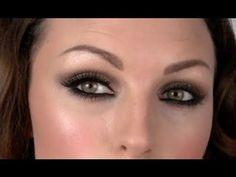 Cheryl Cole make-up tutorial