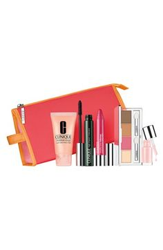 How cute is this Clinique Color Cravings set? And it's a good deal too at $39.50! #beautybuy