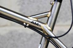 Curtis Bikes - Handmade in England AM7