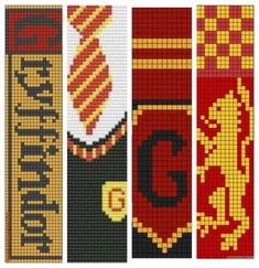 Ideas Embroidery Stitches Blanket Yarns For 2019 Harry Potter Perler Beads, Harry Potter Bookmark, Harry Potter Crochet, Cross Stitch Bookmarks, Crochet Bookmarks, Perler Patterns, Loom Patterns, Hand Embroidery Stitches, Cross Stitch Embroidery