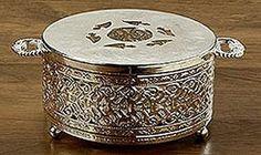 Teapot Warmer - Silver