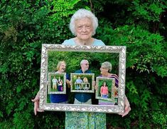 Family Photos - cool stuff post - Imgur 90th Birthday Parties, Birthday Gifts, Mom Birthday, Fathers Day Gifts, Gifts For Mom, My Granny, Stocking Stuffers For Men, Experience Gifts, My Cousin