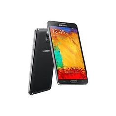 """Samsung Galaxy Note 3 N9000 5.7"""" Android 4.3 UNLOCKED GSM 3G 32GB BLACK. Deal Price: $549.99. List Price: $699.99. Visit http://dealtodeals.com/top-trending-deals/samsung-galaxy-note-n9000-android-unlocked-gsm-3g-32gb-black/d19507/cell-phones-smartphones/c52/"""