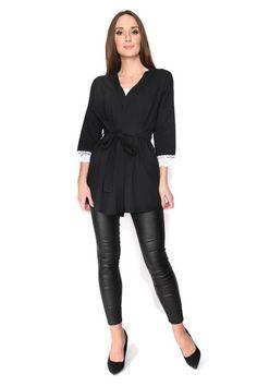 28d70e8ad4 Kardigan damski S-3XL MILA PLUS SIZE wiązany KOLORY - XELKA odzież damska  online