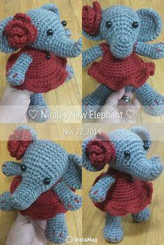 Facebook.com/Crochetbymanju