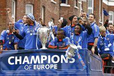 Chelsea -- Champions League Champions!