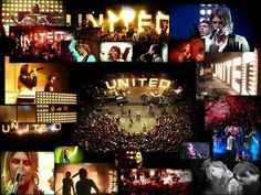 HILLSONG UNITED. One of my 2 favorite worship bands.