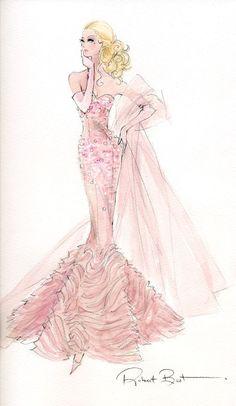 fashion design dress sketches - Google Search
