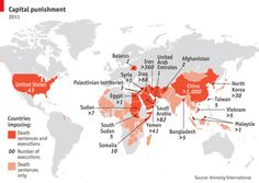 death penalty around the world