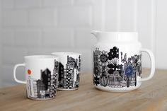 Marimekko cups