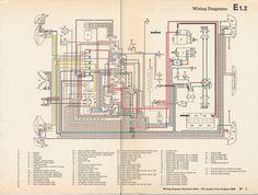 9de38f3d45286bf32526d39ff140c8f7 1971 vw karmann ghia wiring diagram thesamba com karmann ghia karmann ghia wiring cover at nearapp.co