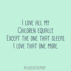 We couldn't help it. #ecm #momlife