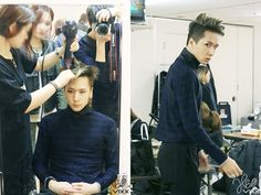 Ravi /// Thank you Hongbin for these gorgeous pictures of Ravi *cough* RaBin *cough*