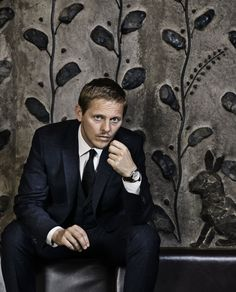 Thure Lindhardt: from the Danish stage to Hollywood   Scan Magazine
