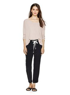 The Wilfred Marais pant, $125, available now at Aritzia.com.