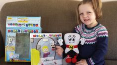 Brushing and learning about good dental hygiene is more fun with Mighty MolarMan! Our office is happy to be an affiliate! Check it out: www.mightymolarman.com