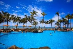 Swimming Pool on Waikiki