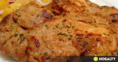Mustáros tarja hagymás krumplival recept képpel. Hozzávalók és az elkészítés részletes leírása. A mustáros tarja hagymás krumplival elkészítési ideje: 51 perc Tarot, Hamburger, Chicken, Cooking, Food, Kitchen, Essen, Burgers, Meals