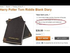"""""""May or may not contain Lord  Voldemort"""""""