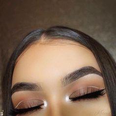 Makeup Shack Eyelashes / Dragon Eyelashes Half Eyeshadow Makeup Looks Make Up Makeup Makeup On Fleek, Kiss Makeup, Flawless Makeup, Gorgeous Makeup, Pretty Makeup, Love Makeup, Makeup Inspo, Makeup Tips, Beauty Makeup