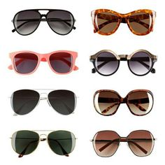 f8e326fc8f Make your outfit pop with a pair of fashionable shades! What style will you  wear this summer  Sporty