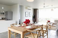 Have you ever had Christmas in a luxury. self-catered apartment?