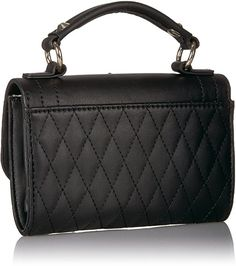 GUESS Sibyl Mini Crossbody Flap: Handbags: Amazon.com Satchel, Crossbody Bag, Weekender, Messenger Bag, Handbags, Amazon, Mini, Stuff To Buy, Totes