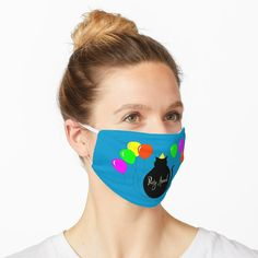 Celebrate the inner party animal even while social distancing! Cloth masks, washable, non-medical Design by @notsundoku #findyourthing #mask #besafe #fashionmasks #RBandME #partyanimal #blackcat #protecteachother @Notsundoku