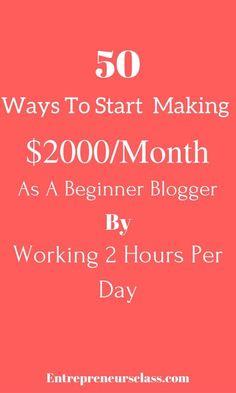 Earn Money Online Fast, Ways To Earn Money, Earn Money From Home, Make Money Blogging, Way To Make Money, Money Fast, Blogging Ideas, Earning Money, Marketing Website