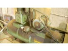 5 HP Gardner Denver Compressor http://www.coastmachinery.com/wood/air-compressors-dryers-1/gardner-denver-addb9c9a.html