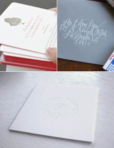 Invitation Inspiration | Snippet & Ink