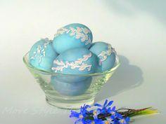 Glue Gun Easter Eggs