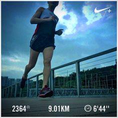 Storm! Barry is running... #barryisrunning #run #runsg #nikeplus #running #runhappy #runnerscommunity #runnerinspiration #runforabettertomorrow #AmigosRunning #correr #Corrida #instarun #instarunner #iphonerunner #iphoneonly #marathontraining #wearetherunners #coolrun #worlderunners