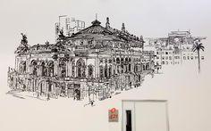 Paulo Von Poser: Desde 1982 exibe sua arte pop e gráfica por meio de instalações, vídeos, manifestações públicas, ilustrações, estampas, fotografias, cerâmicas e painéis de azulejos.