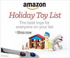 The best toys for everyone on your list! {affiliate link}