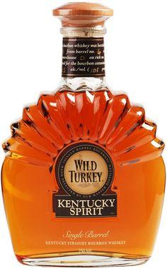 Wild Turkey Kentucky Spirit Single Barrel Bourbon Whiskey | @Caskers