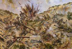 Gallipoli-Gully ravine