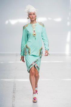Manish Arora Spring Summer 2014. Paris Fashion Week