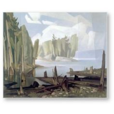 Silver Morning by A.J. Casson
