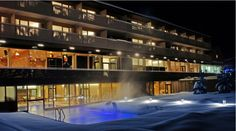 The Sonne Lifestyle Resort in Mellau in the Bregenzerwald skilfully combines tradition and modernity. Design Hotel, Austria, Spa, Traditional, Mansions, Lifestyle, House Styles, Beautiful, Home Decor