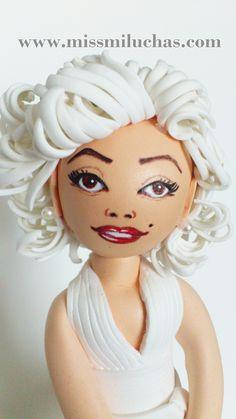 Marilyn Monroe » Fofuchas en La Coruña -Galicia- España-missmiluchas