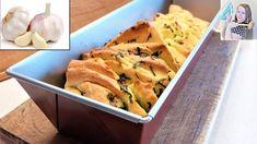 Tento recept budete pripravovať často! Skvelý cesnakový trhací chlieb - YouTube The Creator, Youtube, Youtubers, Youtube Movies