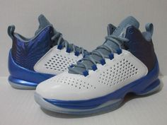 c4141cda39cd48 Nike Jordan Melo M11 BG Youth Sz.6Y White Game Royal-Cool Blue-White  716598-105