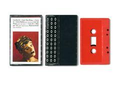 "Albert Romagosa Design Cabinet // Cecilio G, ""Ceci The Pimp"" Cassette Music Covers, Cd Cover, Cover Art, Album Covers, Its Nice That, Album Design, Typography Inspiration, Cabinet Design, Printed Materials"