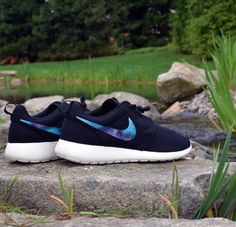CUSTOM OUTER SPACE GALAXY ROSHE RUN